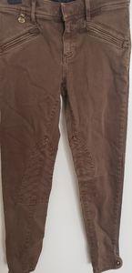 Brown Ralph Lauren Riding Pants